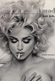 Madonna: Bad Girl (1993) cover