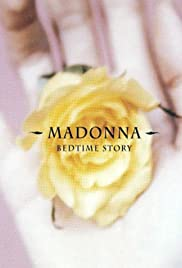 Madonna: Bedtime Story 1995 poster