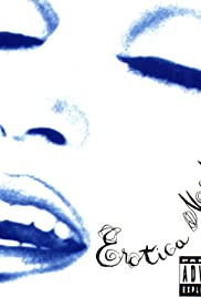 Madonna: Erotica (1992) cover