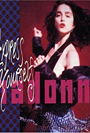 Madonna: Express Yourself (1989) cover