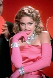 Madonna: Material Girl (1985) cover
