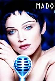 Madonna: Rain 1993 poster