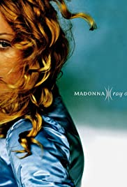 Madonna: Ray of Light (1998) cover