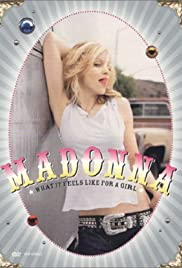 Madonna: What It Feels Like for a Girl (2001) cover