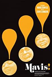 Mavis! 2015 poster
