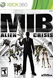 Men in Black: Alien Crisis (2012) cover