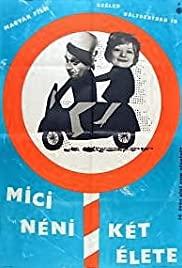 Mici néni két élete (1963) cover