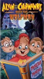 Alvin and the Chipmunks Meet the Wolfman (2000) cover