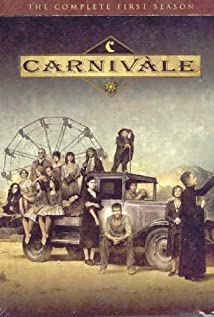 Carnivàle (2003) cover