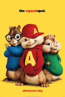 Alvin and the Chipmunks: The Squeakquel (2009) cover