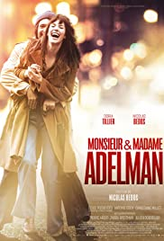 Mr & Mme Adelman (2017) cover