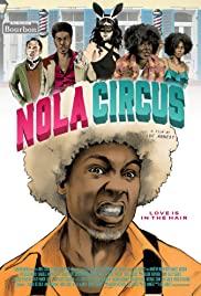 N.O.L.A Circus 2015 poster