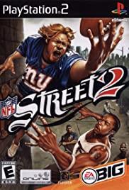 NFL Street 2 2004 poster