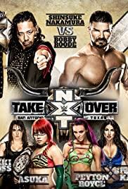 NXT TakeOver: San Antonio (2017) cover