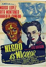 Negro es mi color (1951) cover