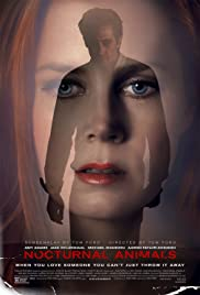 Nocturnal Animals (2016) cover
