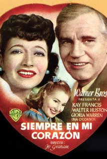 Always in My Heart (1942) cover