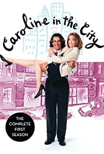 Caroline in the City (1995) cover