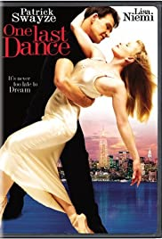 One Last Dance 2003 poster