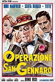 Operazione San Gennaro (1966) cover