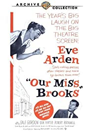 Our Miss Brooks (1956) cover