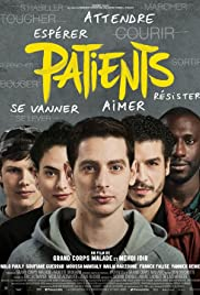 Patients (2016) cover