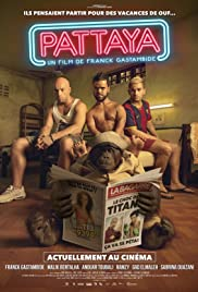 Pattaya (2016) cover