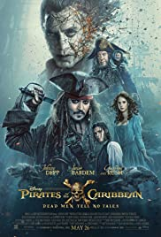 Pirates of the Caribbean: Dead Men Tell No Tales 2017 poster