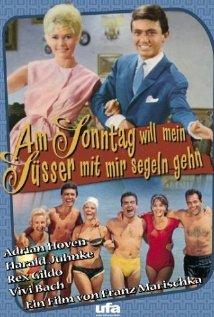 Am Sonntag will mein Süsser mit mir segeln gehn (1961) cover