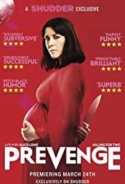 Prevenge (2016) cover
