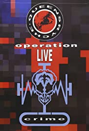 Queensryche: Operation Livecrime (1991) cover