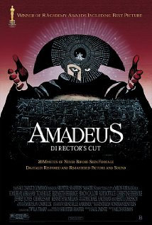 Amadeus (1984) cover