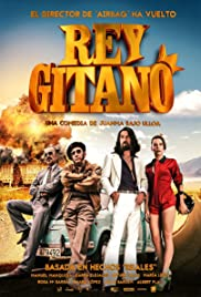 Rey Gitano (2015) cover