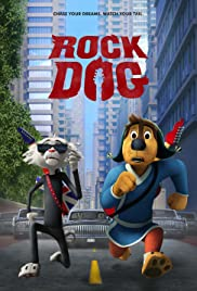 Rock Dog (2016) cover