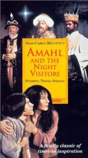 Amahl and the Night Visitors (1978) cover