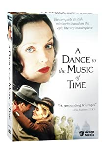 A Dance to the Music of Time (1997) cover