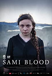 Sameblod (2016) cover