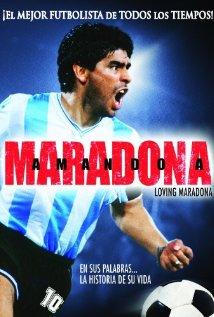 Amando a Maradona (2005) cover