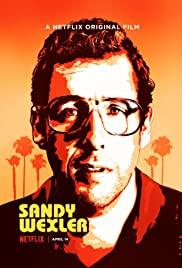 Sandy Wexler (2017) cover