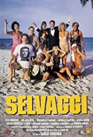 Selvaggi (1995) cover