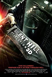 Silent Hill: Revelation (2012) cover