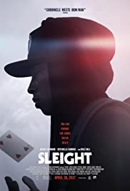 Sleight (2016) cover