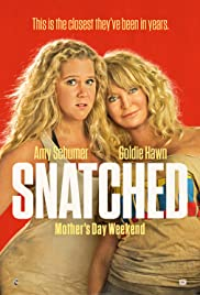 Snatched (2017) cover