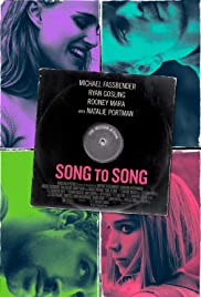 Song to Song 2017 poster