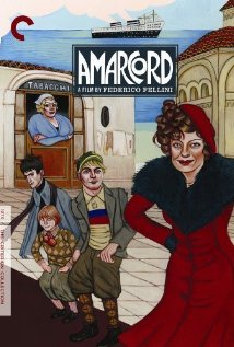 Amarcord (1973) cover