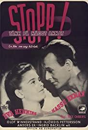 Stopp! Tänk på något annat (1944) cover
