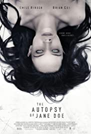 The Autopsy of Jane Doe (2016) cover