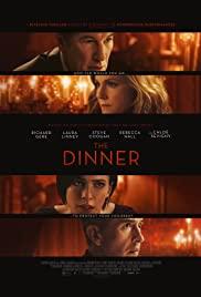 The Dinner (2017) cover
