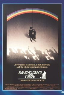 Amazing Grace and Chuck (1987) cover