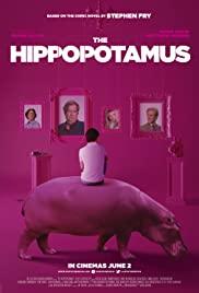 The Hippopotamus 2017 poster